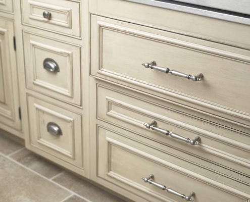 Top Knobs hardware offered by Lakeside Kitchens